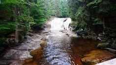 Czeskie wodospady 😊