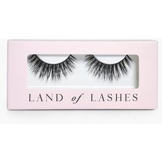 Boohoo False Lashes - Icon ($9) ❤ liked on Polyvore featuring beauty products, makeup, fillers and beauty