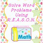 This is a highly effective step-by-step procedure to help students successfully complete mathematical word problems using the acronym REASON.  I ha...