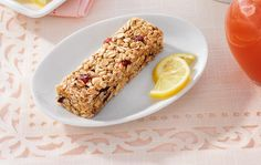 """""""Put a tangy-sweet twist into your snack routine with Kashi Chewy Granola Bars: Berry Lemonade with Chia."""" Yumm!!"""