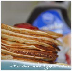 Pancake | Resipi Citarasawan