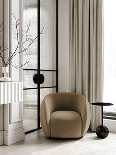 Park Avenue on Behance Velvet Bedroom, Bedroom Sofa, Plywood Furniture, Furniture Design, Urban Furniture, Street Furniture, Apartment Interior Design, Interior Decorating, Interior Inspiration