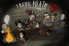 No one starves on Thanksgiving by MF99K on DeviantArt
