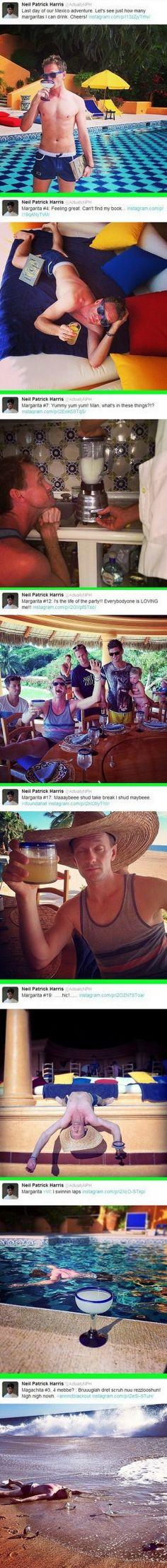 Neil Patrick Harris being awesome - www.meme-lol.com