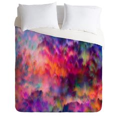 Amy Sia Sunset Storm Duvet Cover | DENY Designs Home Accessories