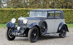 1933 Lagonda 16/80 Saloon by Weymann