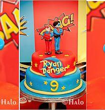 Henry Danger Fondant Kids Character Cake Kidscake