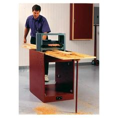 31-dp-00077 - Portable Planer Thicknessing Center Downloadable Woodworking Plan…