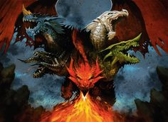 tiamat mother of dragons