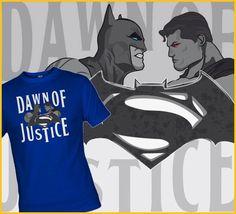 Nueva camiseta de Batman V Superman