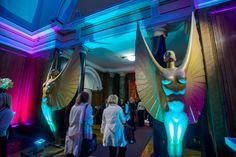 Entrance to iEX 2013 at the London Film Museum (Fiona Hanson/AP Images for SapientNitro)