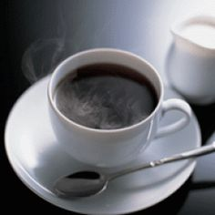 """Nothing like a steaming cup of TEA with cream, (don't care what the Brits say, ya just canna substitute """"with a little milk"""") to start your day:) Coffee Milk, I Love Coffee, Black Coffee, Coffee Break, My Coffee, Coffee Drinks, Coffee Shop, Love Cafe, E Liquid Flavors"""