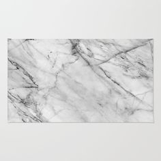 Carrara marble Rug by patternmaker Rug Texture, Marble Texture, Affordable Rugs, Cheap Rugs, Italian Marble, Carrara Marble, Decorating On A Budget, Dorm Decorations, Flats