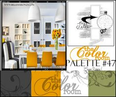 The Color Room - Palette #47