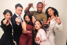 Charmed Tv Show, New Charmed, Couple Posing, Couple Photos, Sarah Jeffery, Disney Descendants, Movies And Tv Shows, Favorite Tv Shows, Sci Fi