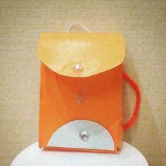 Сумка-рюкзак для кукол. #своимируками #handmade  #длякукол