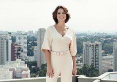 """""""Não existem carreiras específicas para mulheres"""" diz, Paula Bellizia, CEO da Microsoft no Brasil"""