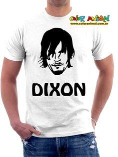 Dixon The Walking Dead - Comprar en Color Animal