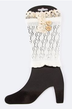 These+Boot+socks+make+cute+gifts!+Look+good+with+tall+boots+and+cowboy+boots!