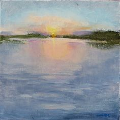 Peace by Connie Miller Oil ~ 24 x 24