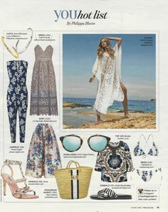 5c98194a0b Our RollRight sunglasses are in You Magazine s Hot List for the ultimate  summer look. You