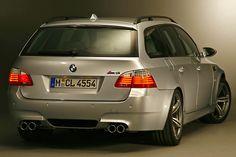 BMW M5 E61 Touring (2007)