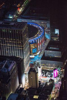 Madison Square Garden ~ New York City