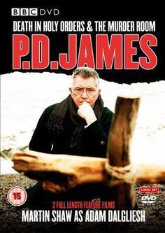 James - Death In Holy Orders & The Murder Room [dvd]. Starting from Choose from the 8 best options & compare live & historic dvd prices. Bbc Tv Shows, Bbc Tv Series, Series Movies, Film Movie, Tv Detectives, Famous Detectives, Martin Shaw, Best Television Series, Movies To Watch Online