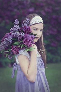 Spring Lilacs - Ana Rosa