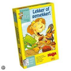 Lekker of gemekker! - plaatsnr. SK DENK/025 #Kleuters #Verzamelen #Fex-effect