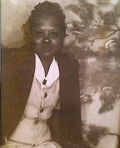 Mom, lightened pic. Hazel Marie Carroll.