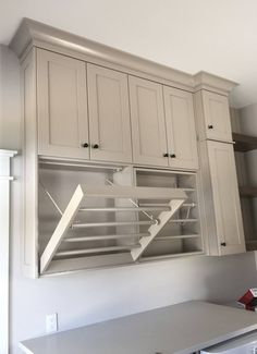 Laundry Solutions, Laundry Design, Laundry Room, Kitchen Cabinets, Spaces, Home Decor, Decoration Home, Room Decor, Cabinets