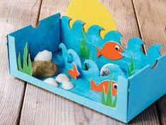 """Résultat de recherche d'images pour """"shoebox diorama ideas for kids"""""""