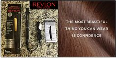 @Revelon Smooth Brilliance Flat Iron is fabulous and affordable!