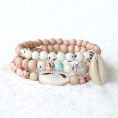 Make the nicest bracelets with new, beautiful jade beads