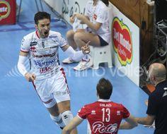 Esultanza di Zygadlo #trentinovolley #volley