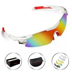 Aero tech Epic Wrap Polarisée à vélo Lunettes de soleil W Protection UV Protège Yeux