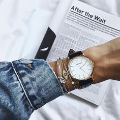 All eyes on watches. // @paul_hewitt                                http://www.alllick.com/collections/fashion-bracelet