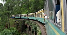 Holiday Special Train for Tourists visiting Shimla | Travelling Cats