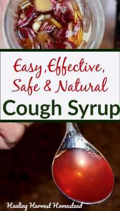 Cough getting you down this cold and flu season? Here is a safe, easy, two ingredient cough syrup recipe. This natural home remedy will help you deal with that bad cough. It's perfect for children…More Severe Cough Remedies, Best Cough Remedy, Toddler Cough Remedies, Homemade Cough Remedies, Home Remedy For Cough, Natural Cough Remedies, Cold Home Remedies, Herbal Remedies, Asthma Remedies