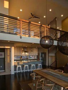 Casa hermosa, madera y moderna ♡♡