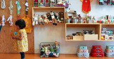 Lojas de brinquedos em San Francisco #viagem #california