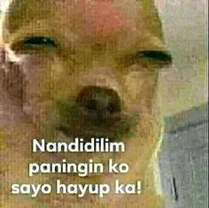 Filipino Words, Filipino Memes, Filipino Funny, Stupid Funny Memes, Funny Relatable Memes, Haha Funny, Funny Qoutes, Memes Tagalog, Tagalog Love Quotes