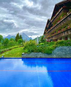 A First Class Experience: ERMITAGE Wellness and Spa-Hotel – SWITZERLAND First Class, Hotel Spa, Switzerland, Wellness, River, Outdoor, Outdoors, Outdoor Living, Garden