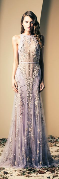 Ziad Nakad Haute Couture Spring-Summer 2014