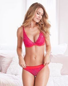 b461173fb76ad This set for when you re really just in love with the idea of spring coming  back. Matching Bra ...