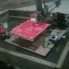 Impressora 3D caseira