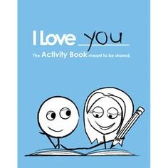 Activity Books for Couples