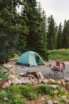 Camping in the San Juan Mountains / Molas Lake Camping And Hiking, Camping Life, Tent Camping, Outdoor Camping, Lake Camping, Camping Spots, Camping Chairs, Camping Gear, Adventure Awaits