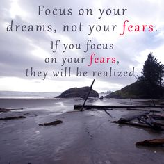 Offerte lavoro Roma  #Lavoro #Occupazione #Roma #Capitale [Image] Focus on your dreams not on your fears